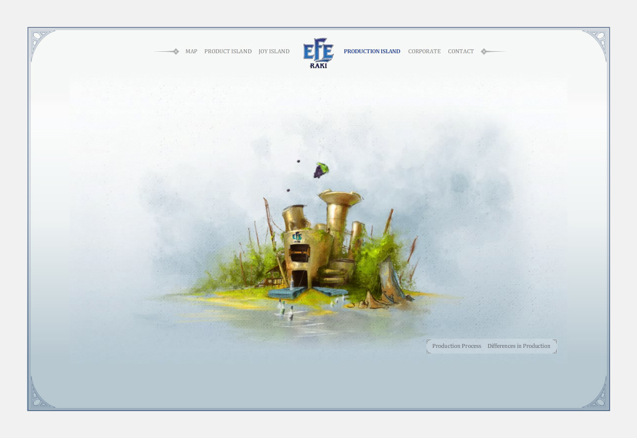 Efe Raki Website