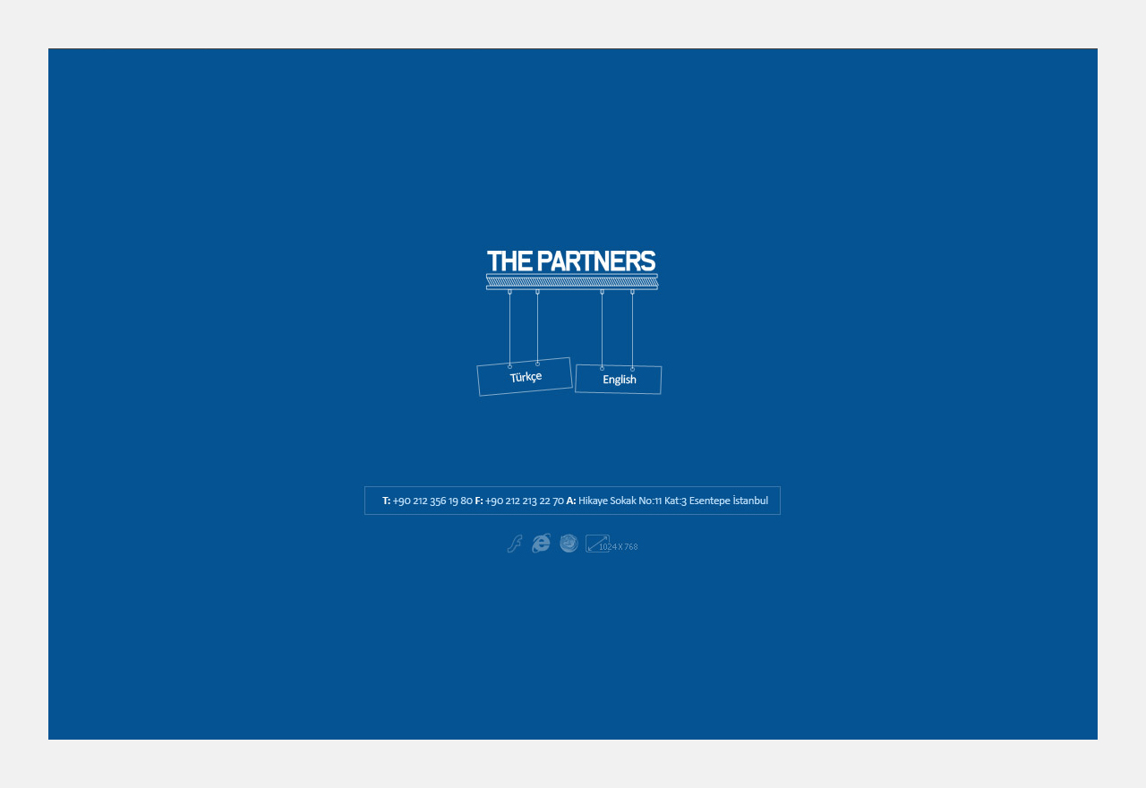 The Partners Website