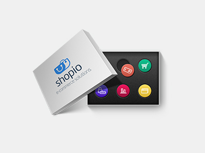 Shopio Web Site Design