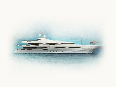 Yacht Website Concept